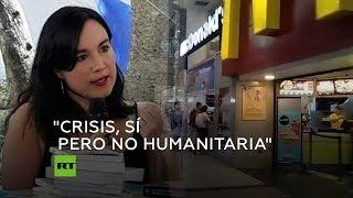 Videos virales de politóloga española en Venezuela alborotan las redes sociales