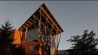 UW Bothell/Cascadia College Campus Library Tour