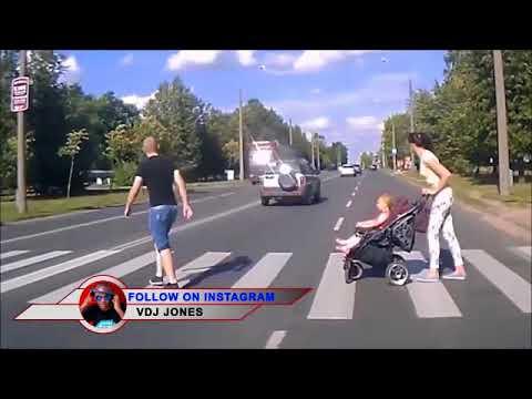 REGGAE RIDDIMZ 2(VDJ JONES MIX)Ultimate car crash and road fails compilations