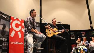Andy & Lucas en Canal Fiesta - El ritmo de María (20/03/14)