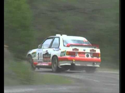 APV Reportages  The Best Of BMW M3 GrA Rally