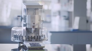Automated Powder Dosing for Precise Batch Preparation