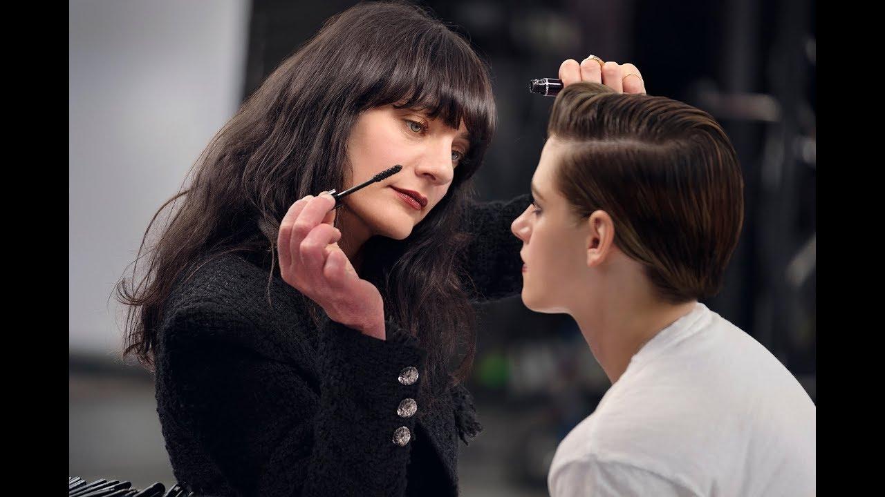 Clair-Obscur with Kristen Stewart – CHANEL Makeup Tutorials