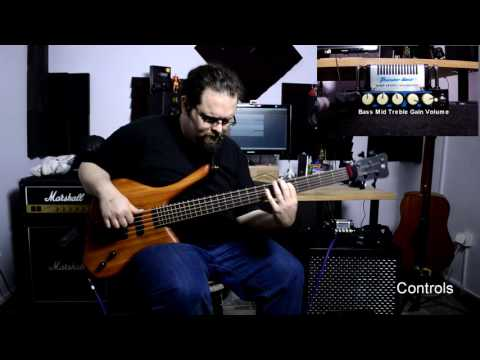 Hotone Thunder Bass Head Demo