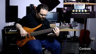 Hotone Thunder Bass Head Demo