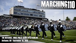 Marching 110 - Defiance Band Spectacular