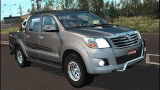 Toyota Hilux - Euro Truck Simulator 2 v1.31 [ETS2]