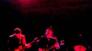 The Horrible Crowes - Blood Loss (Bowery Ballroom NYC) HQ