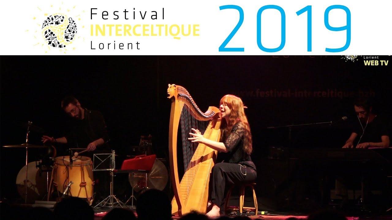 Cécile Corbel - Festival Interceltique de Lorient 2019
