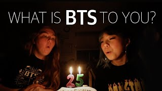 Happy V Day with ARMYs living in England | HAPPY V DAY ep.1