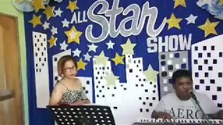 Kasinsin Ni Arak By: Lea Danzalan live at The ALL-STAR SHOW - Ilocano song