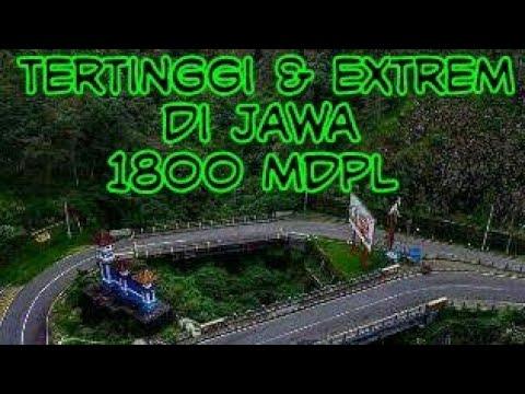 Tertinggi Di Pulau Jawa 1800 Mdpl Jalur Magetan - Tawangmangu