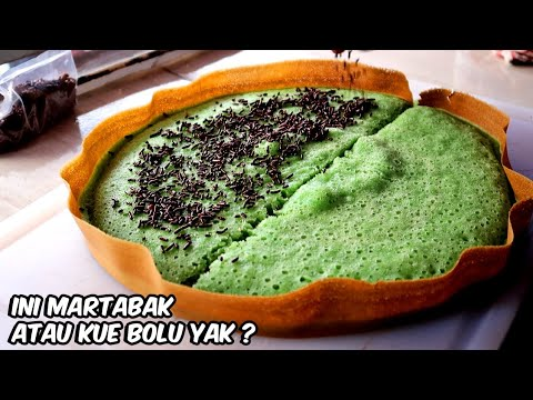 ternyata-seperti-ini-fusion-antara-martabak-&-kue-bolu-!-kuliner-jambi---indonesian-street-food