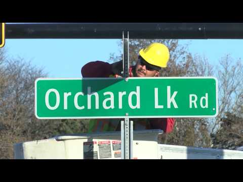 Orchard Lake Road with Dave Scott - Interview with Suzanne Levine
