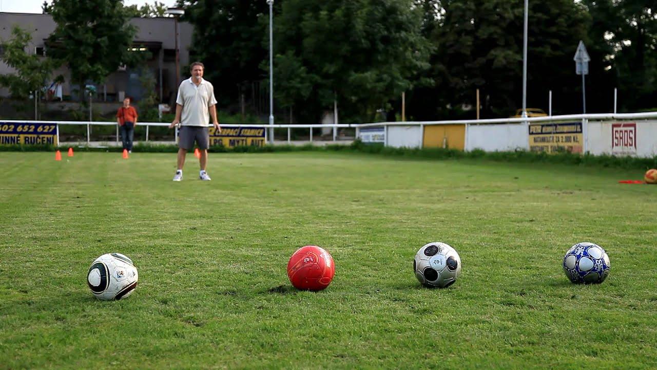 Испанская методика футбольных тренировок