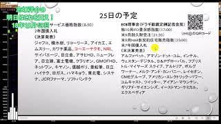 【株】10.19 志塚洋介の来週はこれを買え! 来週から決算発表本格化!ねらい目はこれだ! thumbnail