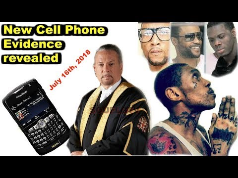 Vybz Kartel case New Cell phone evidence revealed