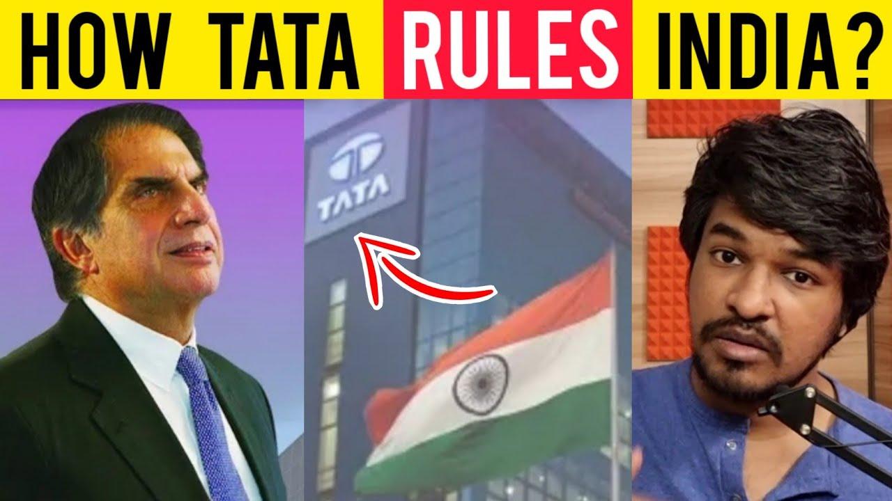 Truth About Ratan Tata India's Business King! | Tamil | Madan Gowri | MG