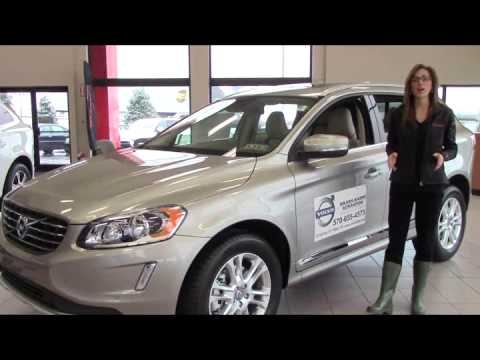 Volvo XC60 vs Mercedes Benz GLK Volvo of Wilkes Barre Scranton PA - YouTube