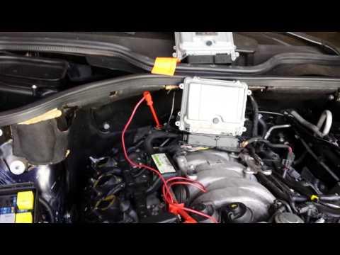 MBCluster - Mercedes ECU Cloning : W210 DAS-2 System - Original ECU