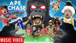 Фото APE CHASE 🎵 FGTeeV OFFICIAL MUSIC VIDEO