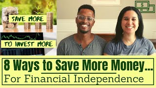 Save Money Now   8 Creative Ways to Save for Financial Independence