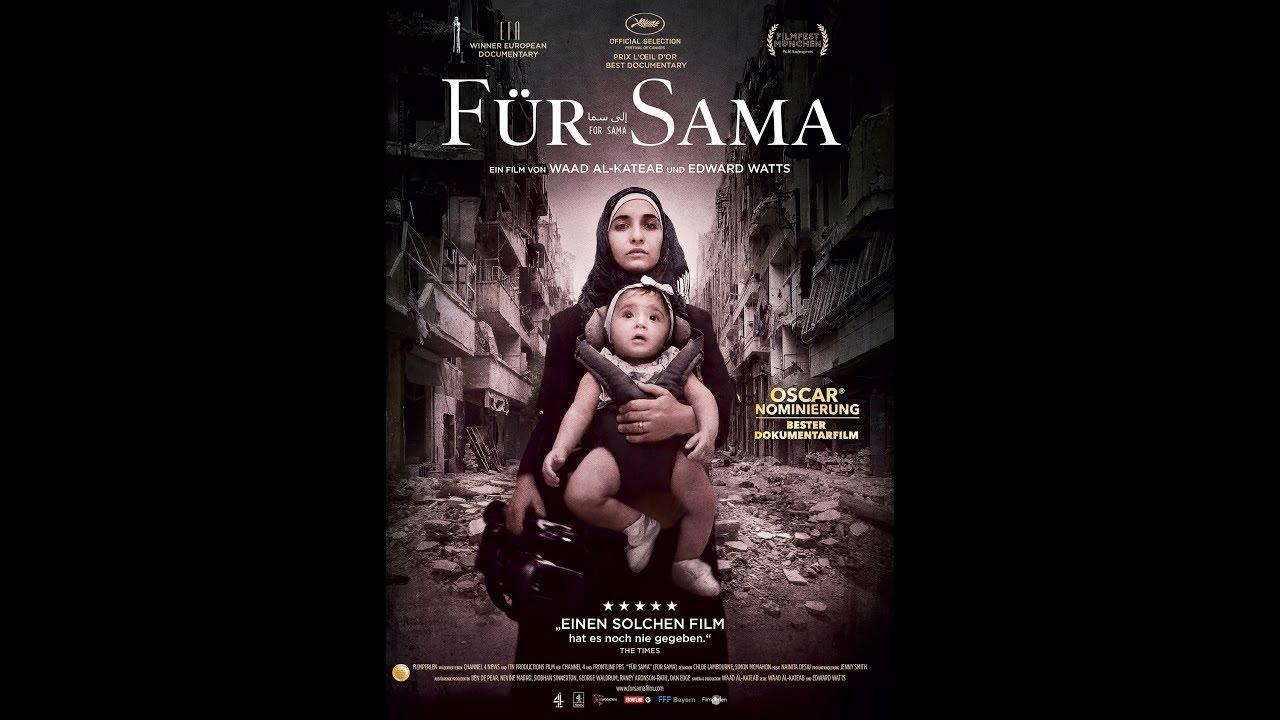 """Neu im Kino: """"Für Sama"""": Ein Kleinkind erlebt den Krieg - Kino - Bild.de"""