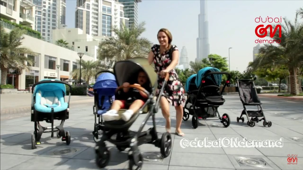 c8d223b3026 MommyMaterial  Stroller Success with these 5 Smooth Rides! - YouTube