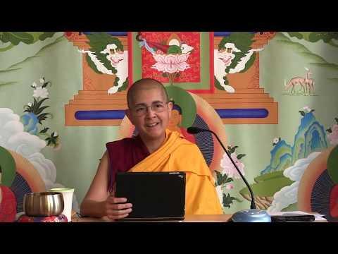 44 Approaching the Buddhist Path: Review of Loving Kindness 06-28-19