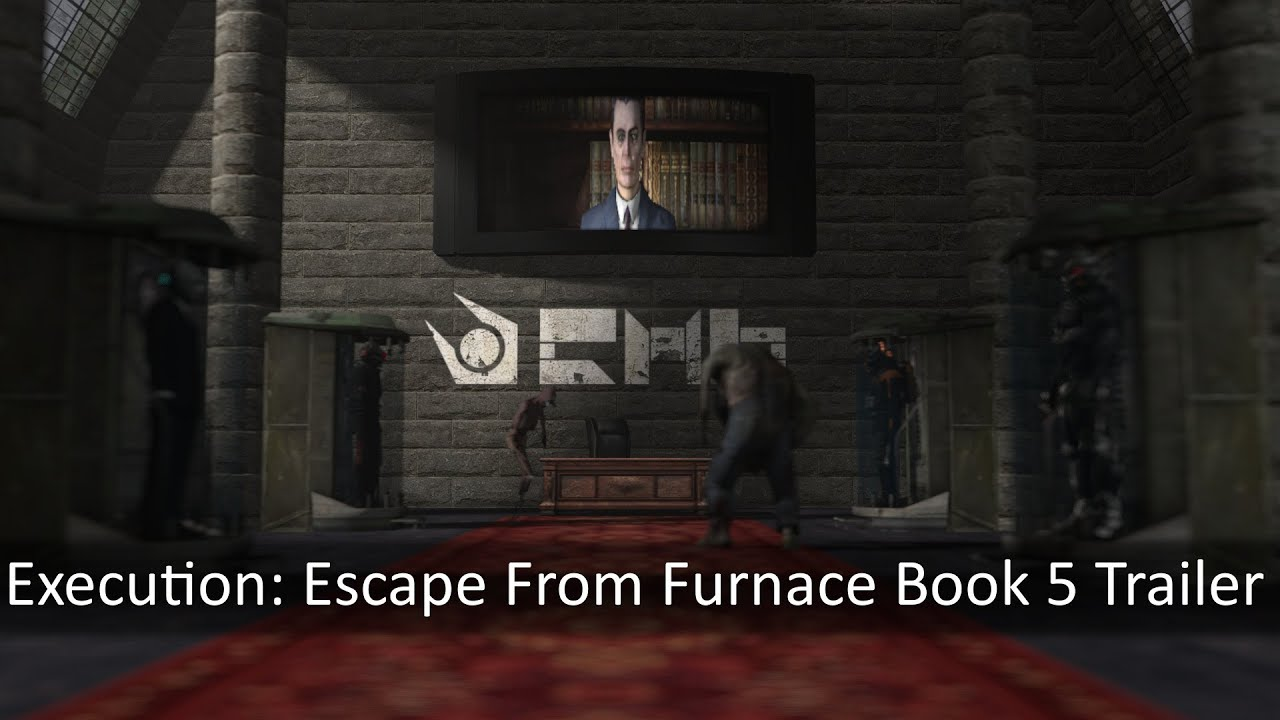 lockdown escape from furnace book report Lockdown: escape from furnace, is a 2009 horror science-fiction novel, written by alexander gordon smith escape is a powerful theme in lockdown, the only way alex has a chance at life if alex doesn't break free from his emotional and physical prisons, he might as well just be another robotic prisoner in the monotony of his prison.