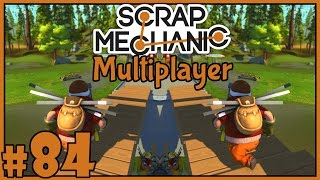 Dense - Scrap Mechanic Multiplayer - Part 84 [Let's Play Scrap Mechanic Gameplay]