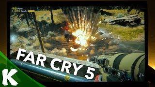 Far Cry 5 | Xiaomi Mi Notebook Pro | MX150 / i7 8550U | 1D12