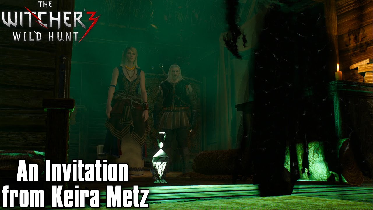 The witcher 3 wild hunt an invitation from keira metz side quest the witcher 3 wild hunt an invitation from keira metz side quest youtube stopboris Image collections