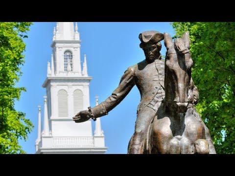 Old North Church Tour - Boston MA