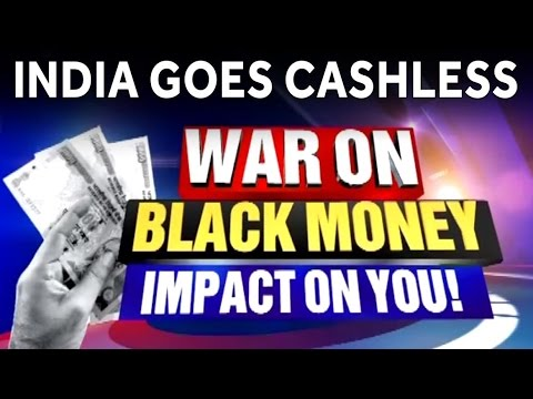 India Goes Cashless, How Will It Impact You? | Vishal Kapoor, Dhirendra Kumar