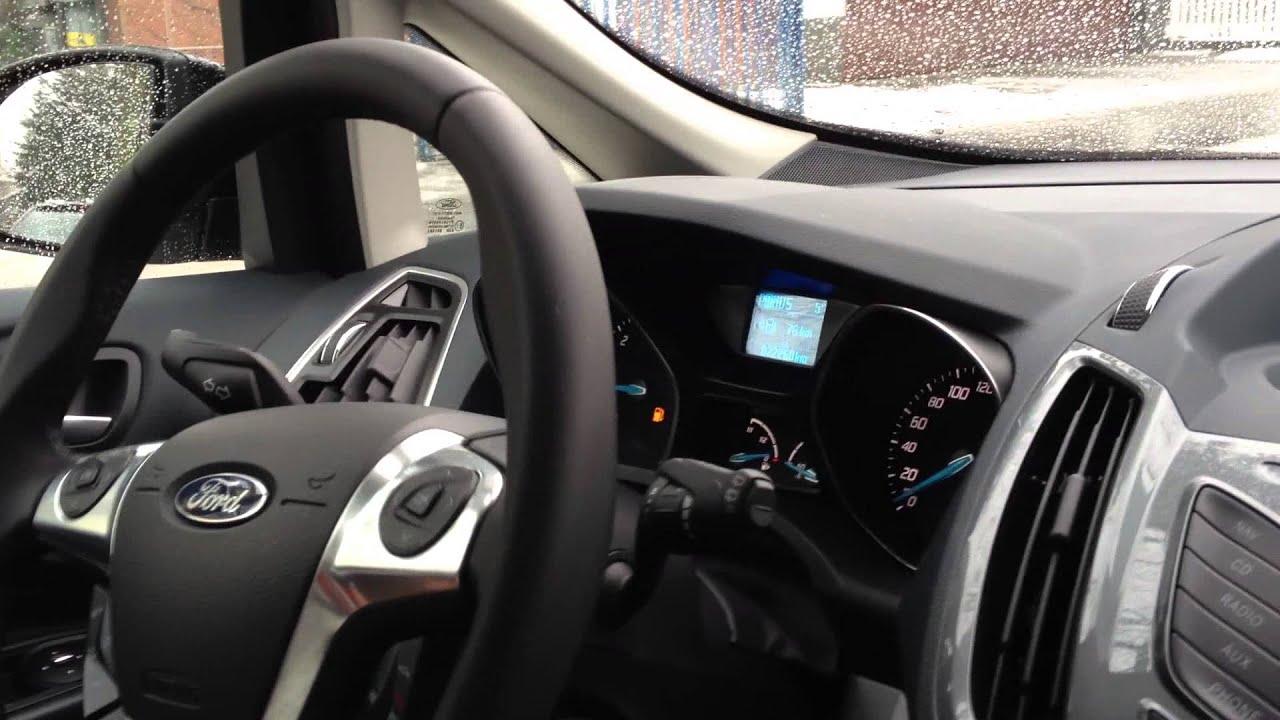 Ford Grand C-Max Einparkhilfe - automatisch einparken ...