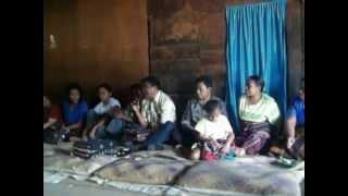 Acara PODO 6: Upacara Adat Perkawinan Budaya Manggarai-Flores-NTT-Indonesia