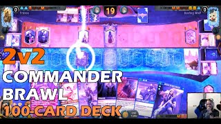 Mythgard | 2v2 Commander Brawl 100 Card Deck