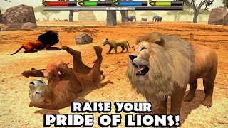 Ultimate Lion Family Survival  Simulator-By Gluten Free Classic