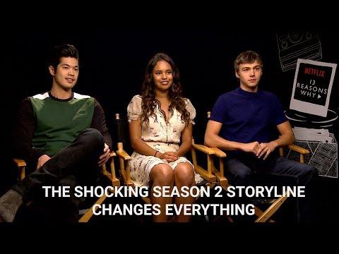 13 Reasons Why: Backstage with Netflix's Most Controversial Show (Season 2 Preview)