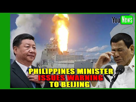 South China Sea: 'Get the **** out!' Philippines minister issues warning to Beijing