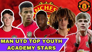 Top 5 Manchester United Youth Academy Players That Could Break Into The First Team Next Season