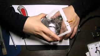 Как поменять сенсорное стекло и матрицу на планшете Samsung Galaxy Tab 3(, 2014-12-14T08:58:01.000Z)