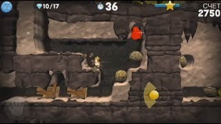 Boulder Dash® 30th Anniversary (by Tapstar Interactive Inc.) - arcade game for android - gameplay.