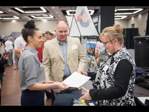 The University of Alabama: Career Fair (2017)