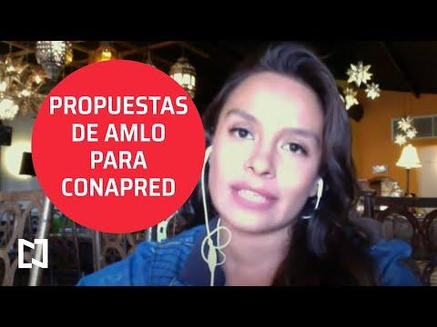 Las propuestas de AMLO para el Conapred