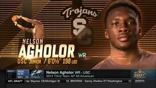 2015 NFL Draft Rd 1 Pk 20 | Philadelphia Eagles Select WR Nelson Agholor