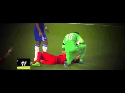 Thiago Silva vs Chelsea 720p HD • Chelsea vs PSG 2 2 Champions League 2015