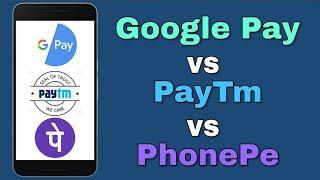 google-pay-vs-paytm-vs-phonepe