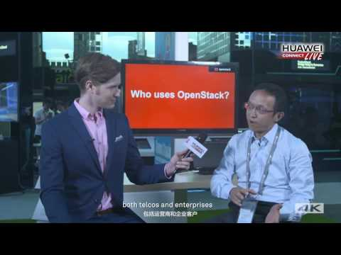 Huawei Connect 2016: Commitment to OpenStark for open and agile cloud solution